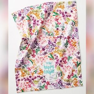 Anthropologie Rebecca Prinn Dish Towel